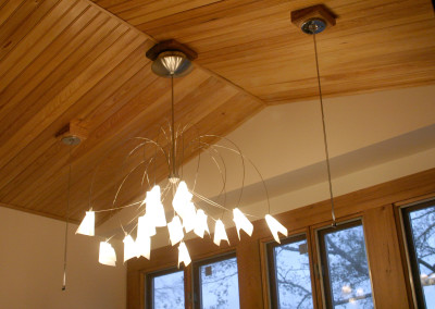 "Cypress ceiling.<br/> <span class=""gallery-courtesy"">Courtesy Acadian Cypress and Hardwoods</span>"